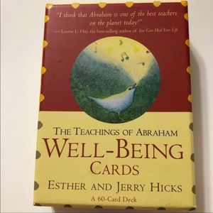 Well Being Card set of 60 cards